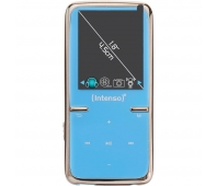 INTENSO 3717464 Intenso MP4 player 8GB Video Scooter LCD 1,8 Blue