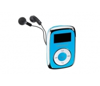 MP3 PLAYER 8GB BLUE/3614564 INTENSO