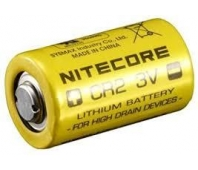 BATTERY LITHIUM CR2 3V/CR2 LITHIUMBATTERY NITECORE