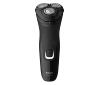 Philips Dry electric shaver, Series 1000 S1232/41 PowerCut Blades One-touch open Corded