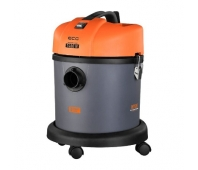 ECG Wet and dry vacuum cleaner VM 3140 Hobby, Wet & Dry function, 20 l container capacity, 1400W