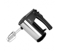 ECG Hand mixer RS 5011, 10 speed settings, TURBO boost button, 2 whisks , 2 kneading hooks, 500W Powerful motor