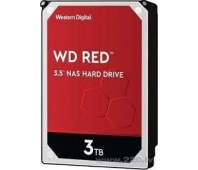 WD Red 3TB SATA 6Gb/s 256MB Cache Internal 8.9cm 3.5Inch 24x7 IntelliPower optimized for SOHO NAS systems 1-8 Bay HDD Bulk