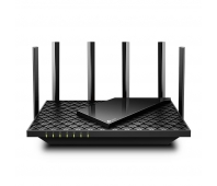 Wireless Router|TP-LINK|5400 Mbps|Wi-Fi 6|USB 3.0|1 WAN|4x10/100/1000M|Number of antennas 6|ARCHERAX73