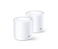 Wireless Router|TP-LINK|Wireless Router|2-pack|3000 Mbps|Mesh|IEEE 802.11a|IEEE 802.11n|IEEE 802.11ac|IEEE 802.11ax|2x10/100/1000M|DECOX60(2-PACK)