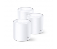 Wireless Router|TP-LINK|Wireless Router|2-pack|1800 Mbps|Mesh|IEEE 802.11a|IEEE 802.11n|IEEE 802.11ac|IEEE 802.11ax|DECOX20(3-PACK)