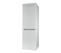 INDESIT Refrigerator LI8 S1E W, Energy class F (old A+), height 189cm, White color