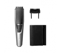 Philips Beardtrimmer series 3000 Beard trimmer BT3222/14, 0.5-mm precision settings, Titanium-coated Blades, 60 min cordless use/1 hr charge