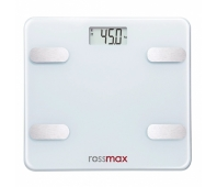 Rossmax WF262 Body Fat Monitor with scale with Bluetooth