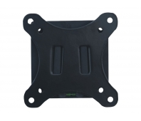DIGITUS Universal Wall Mount for monitors up to 69 cm 27Inch black up to 18Kg Vesa 75x75 und 100x100 mm