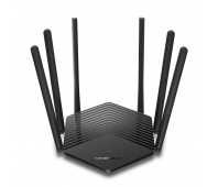 Wireless Router|MERCUSYS|1900 Mbps|1 WAN|2x10/100/1000M|Number of antennas 6|MR50G