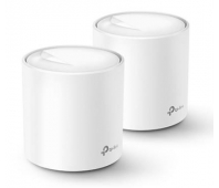 Wireless Router|TP-LINK|Wireless Router|2-pack|1800 Mbps|Mesh|IEEE 802.11a|IEEE 802.11n|IEEE 802.11ac|IEEE 802.11ax|DECOX20(2-PACK)