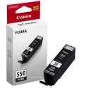 CAN PGI-550PG BK Black Ink Cart. for PIXMA iP7250, MG5450, MG6350 (300 pages)