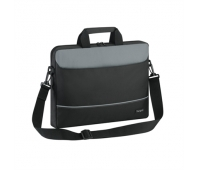 "Targus Intellect Fits up to size 15.6 "", Black/Grey, Shoulder strap, Messenger - Briefcase,"