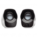 LOGITECH Z120 Stereo Notebook Stereo Speaker USB black white