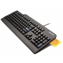 LENOVO USB Smartcard Keyboard - US English with Euro symbol Lenovo Standard, Wired, Keyboard layout EN