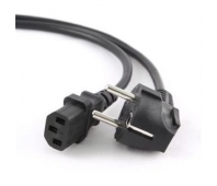 Cablexpert Power cord (C13), VDE approved 1.8 m