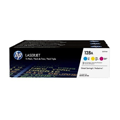 Toneris HP 128A Tri-pack CYM