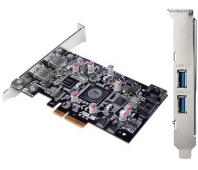 ASUS U3S6, PCIEx4, SATA3, USB3, CARD, With Bridge