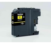 BROTHER LC-121Y TONER YELLOW 300P