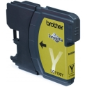 Rašalo kasetė Brother LC1100Y yellow | 325psl | DCP395CN/DCP585CW/DCP6690CW
