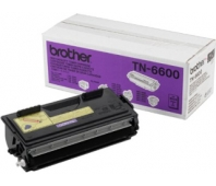 Toner Brother TN6600 black | 6000 pgs | HL1030/1230/1430/HLP2500/MFC9870