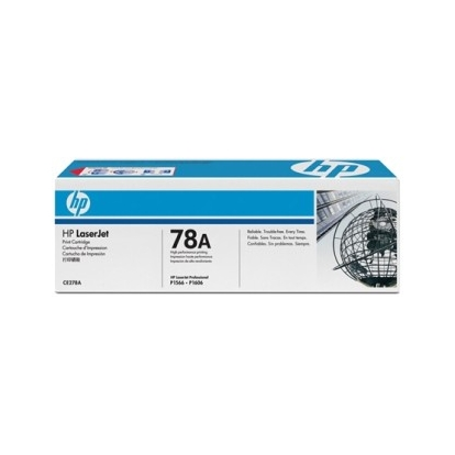 Toneris HP black | 2100psl | LJ P1566/1606DN