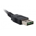 CABLE USB2 TO MICRO-USB DOUBLE/SIDED 1M CC-MUSB2D-1M GEMBIRD