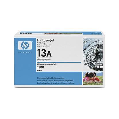Toneris HP black | 2500psl | LaserJet1300
