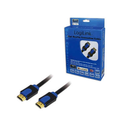 LOGILINK CHB1115 LOGILINK - Cable HDMI High Speed with Ethernet 15m