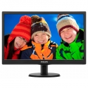 "Philips 193V5LSB2/10 18.5 "", TN, HD ready, 1366 x 768 pixels, 16:9, 5 ms, 200 cd/m², Black"