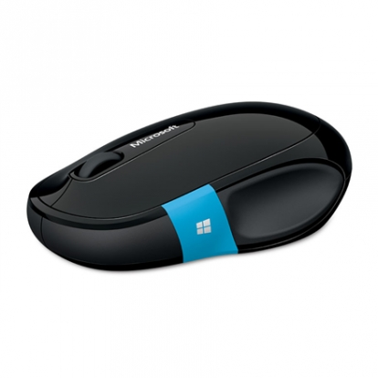 Microsoft H3S-00002 Sculpt Comfort Black, Blue, Wireless connection, Bluetooth