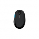 Microsoft H3S-00002 Sculpt Comfort Black, Blue, Bluetooth, Wireless connection