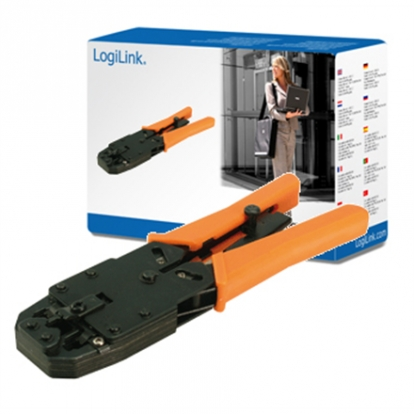 LOGILINK WZ0003 LOGILINK - Universal crimping tool with cutter quality