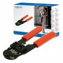 LOGILINK WZ0004 LOGILINK - Crimping tool for RJ45 with cutter