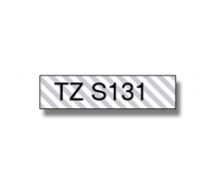 BROTHER TZES131 12 BLACK ON CLEAR STR. A