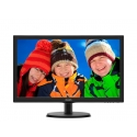 "Philips 223V5LHSB/00 21.5 "", TN, FHD, 1920 x 1080 pixels, 16:9, 5 ms, 250 cd/m², Black"