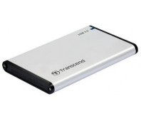 StoreJet 25S3 HDD Case 2.5'' USB 3.0 SILVER