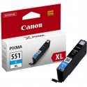 CAN CLI-551C XL Cyan Ink Cart. for PIXMA iP7250, MG5450, MG6350 (665 pages)