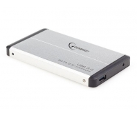 "HDD CASE EXT. USB3 2.5""/SILVER EE2-U3S-2-S GEMBIRD"
