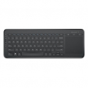 Microsoft N9Z-00022 Multimedia, Wireless, EN, Mouse included, 434 g, Graphite, UK English,