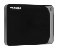 "Toshiba Canvio Connect II 500 GB, 2.5 "", USB 3.0, Black, 10 GB Cloud Storage (Pogoplug)"