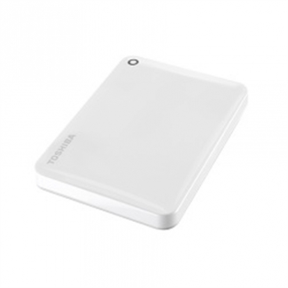 "Toshiba Canvio Connect II 500 GB, 2.5 "", USB 3.0, White, 10 GB Cloud Storage (Pogoplug)"