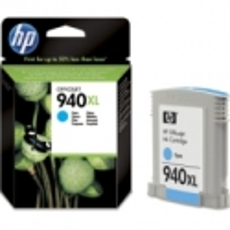 Rašalo kasetė HP 940XL cyan | Officejet