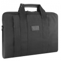 "Targus City Smart Fits up to size 15.6 "", Black, Messenger - Briefcase, Shoulder strap"
