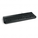 MS Wired Keyboard 600 USB black (US)