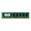 Crucial 4GB, 240-pin DIMM, DDR3 1600MHz, CL11, Unbuffered, non ECC, PC3-12800, 1.35V