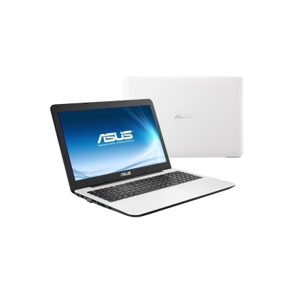 "ASUS X555LB 15.6"" HD 1366x768 LED matinis ekranas, Intel Core i5-5200U 2.2GHz (Max Turbo 2.7GHz), 4GB RAM, 1TB HDD, nVidia GT940M 2GB, DVD+/-RW, DOS, Baltas"