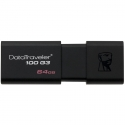 Atmintukas Kingston DT100G3 64GB USB3