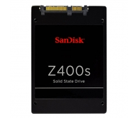 "SanDisk Z400s 256GB SSD, 2.5"" 7mm, SATA 6 Gbit/s, Read/Write: 546 MB/s / 342 MB/s, Random Read/Write IOPS 36.6K/69.4K"